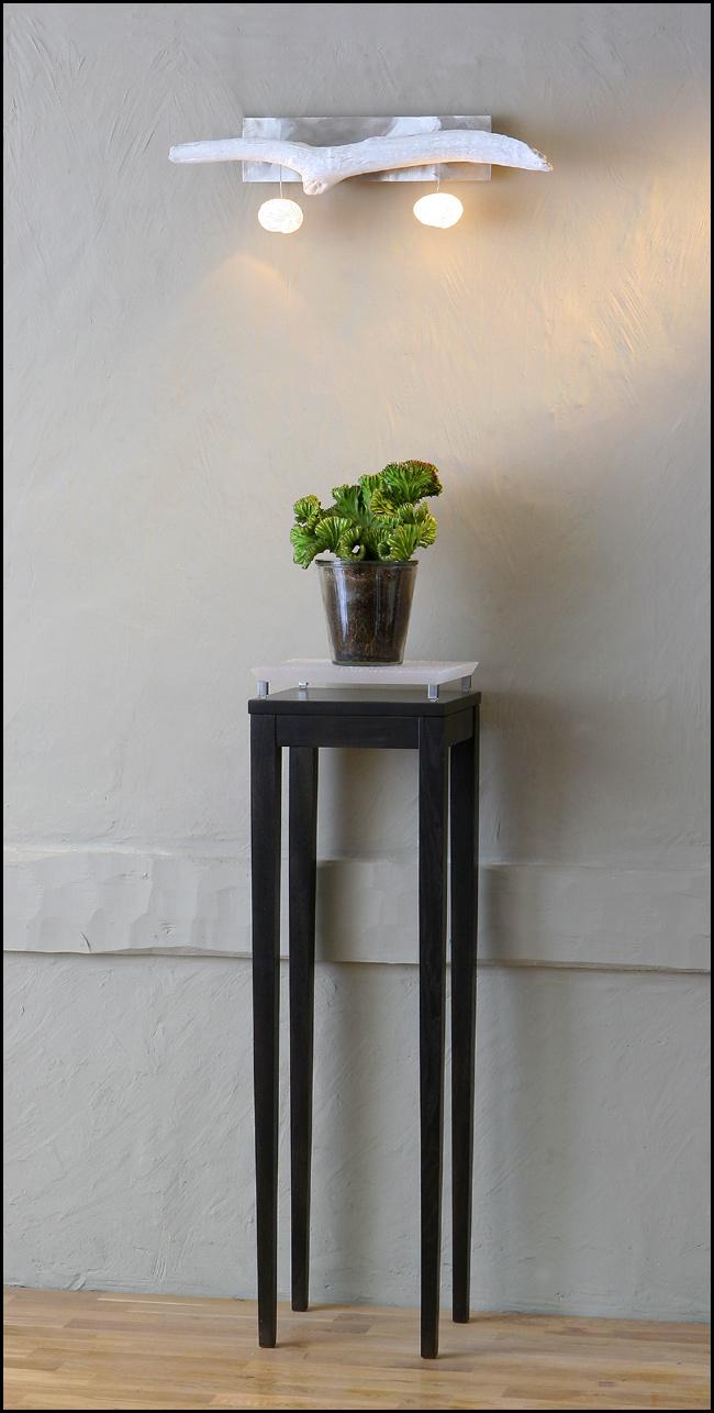 applique temp te lampe lampe design luminaire maxime chanet design. Black Bedroom Furniture Sets. Home Design Ideas